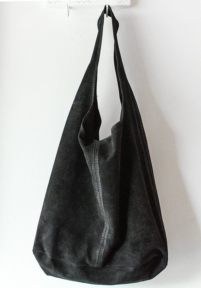 Spring Swallow Slouch Hobo Bag