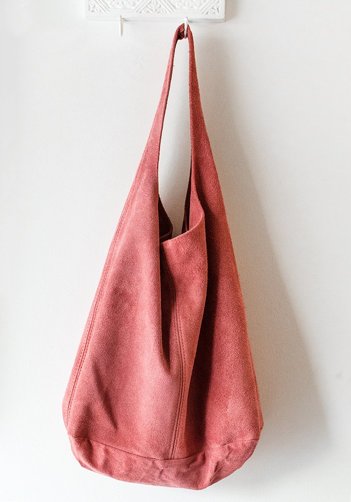 Coral Reefs Slouch Hobo Bag