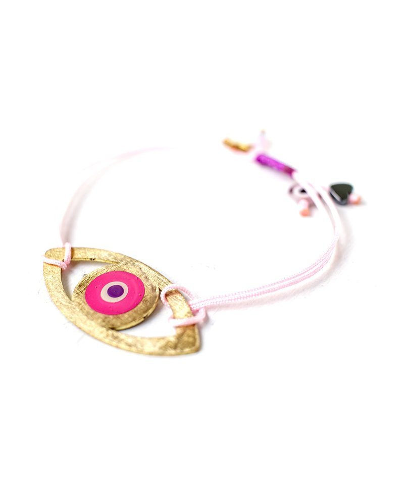 Eye of Innocence Handmade Bracelet