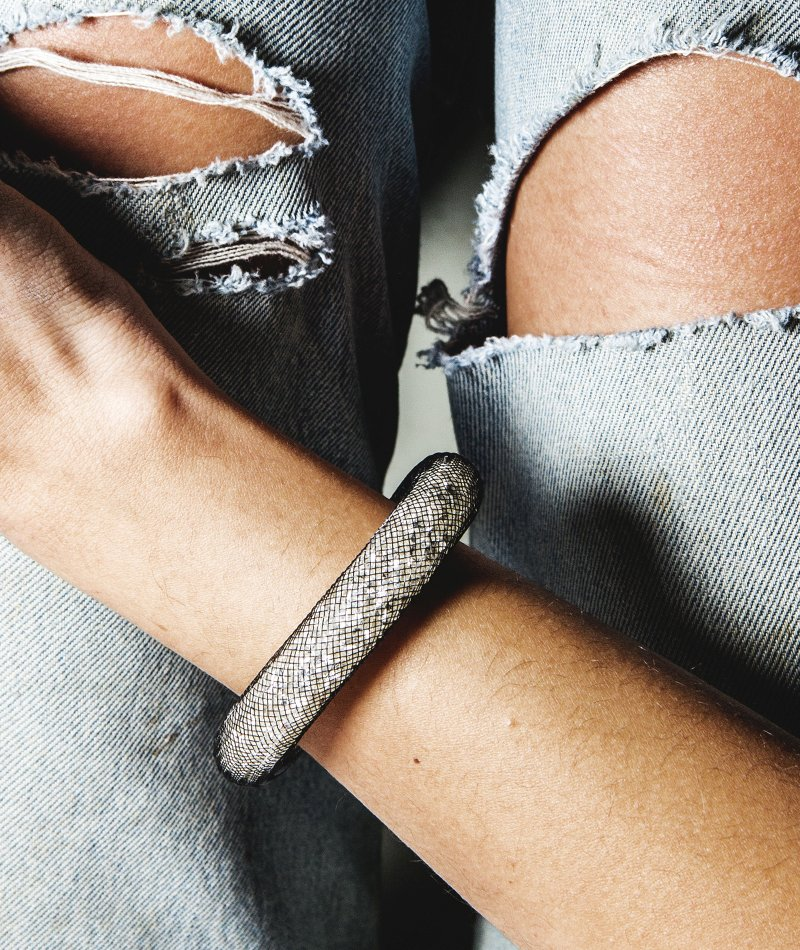 Throw Some Glitter Bracelet