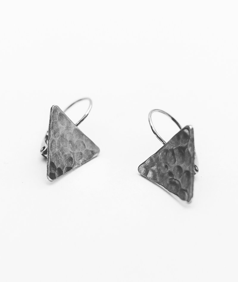 Arise Adown Earrings - Handmade
