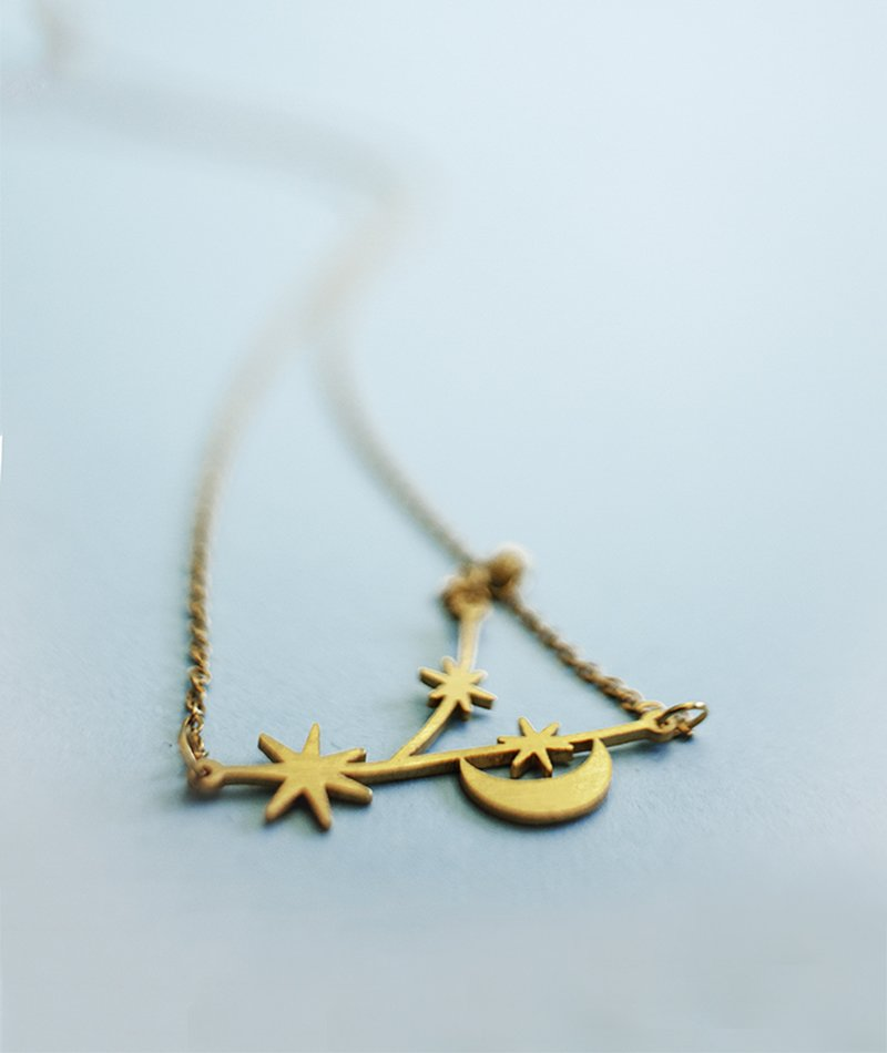 Route of Stars Pendant