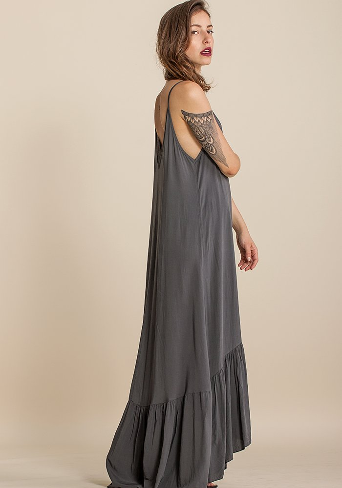 Margot Gris Dress
