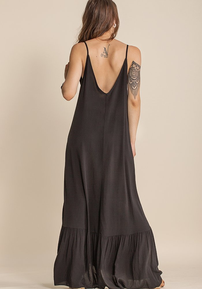 Margot Noir Dress