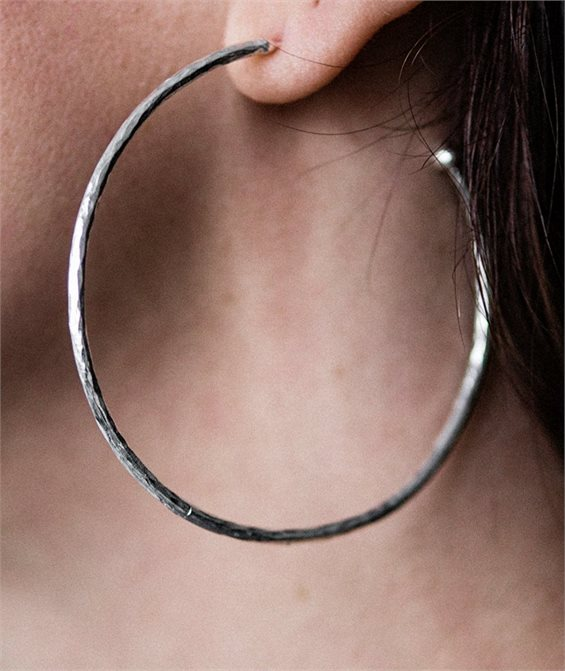 Deed to Bead Hoops - Handmade