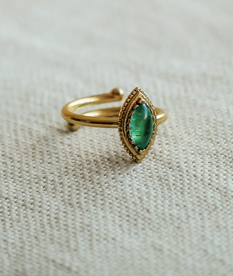 Not a Mood Ring - Handmade
