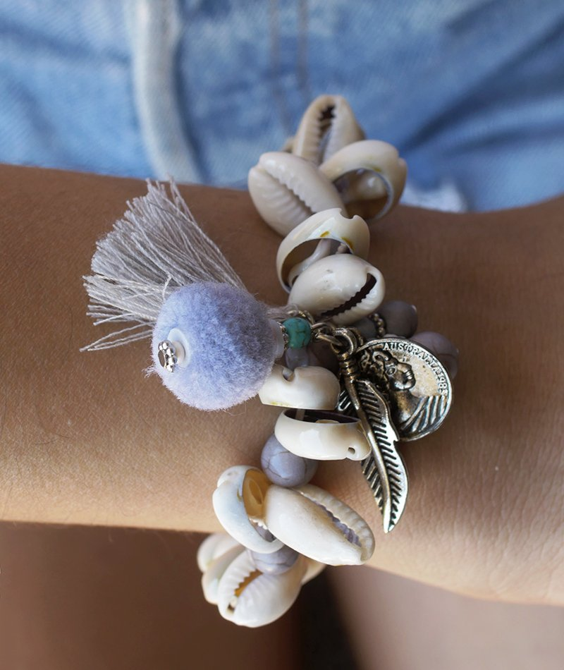 Oast n Feather Bracelet