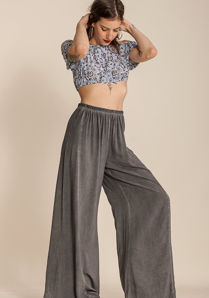 To The High Road Pants