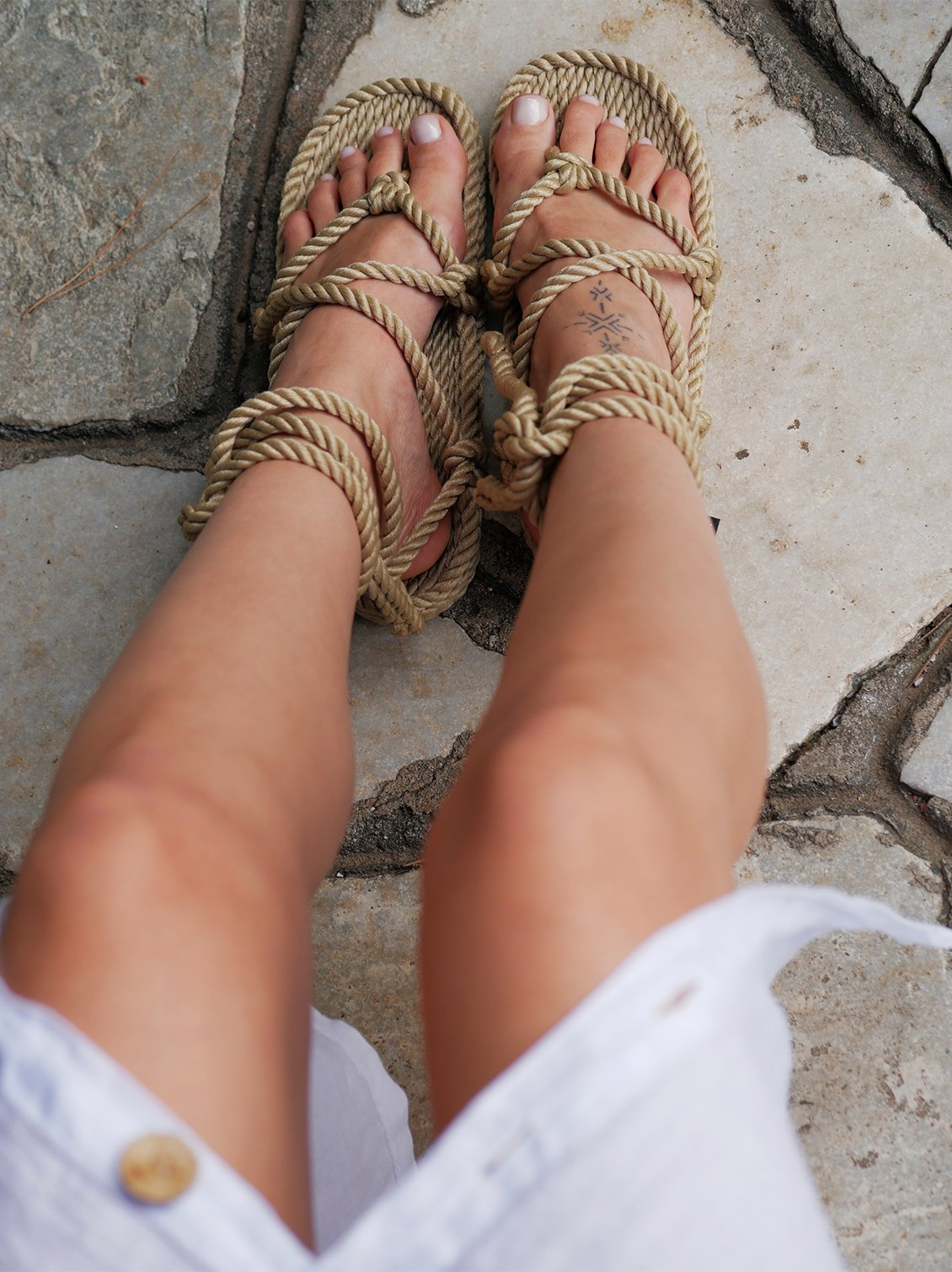 fed3bb304fa2 Romano Camel Sandals - Nomadic State of Mind