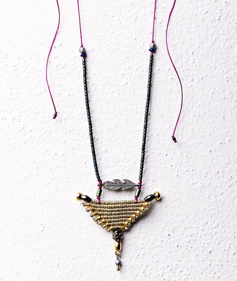 Samay Breath Necklace