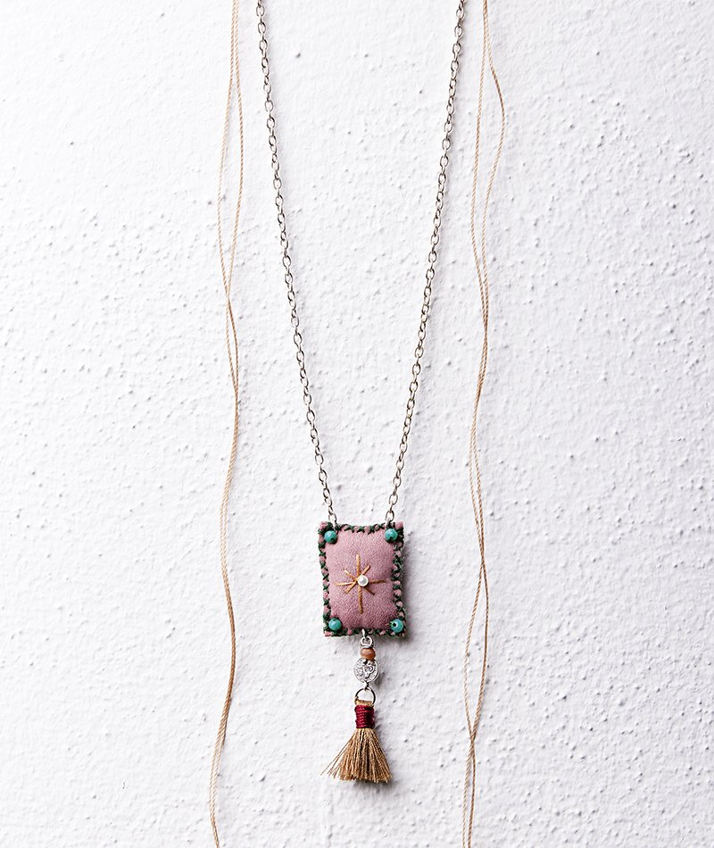 Need of Jujube Necklace