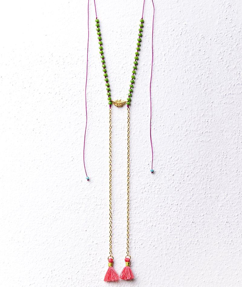 Papaya Playa Necklace