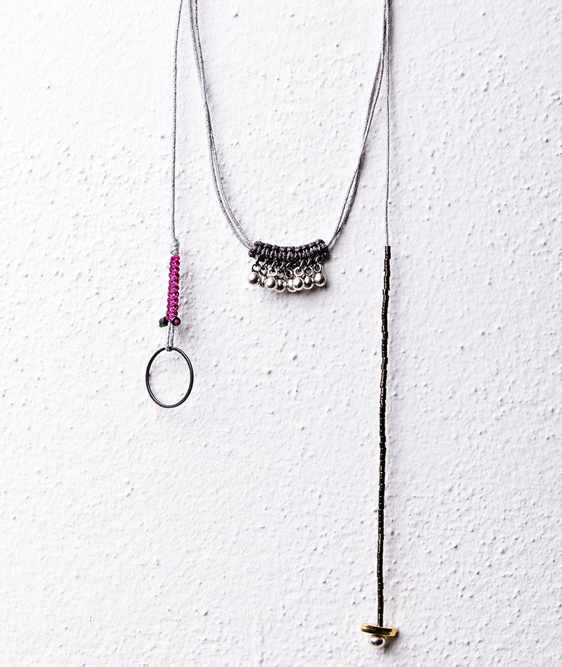 Silver Linings Necklace