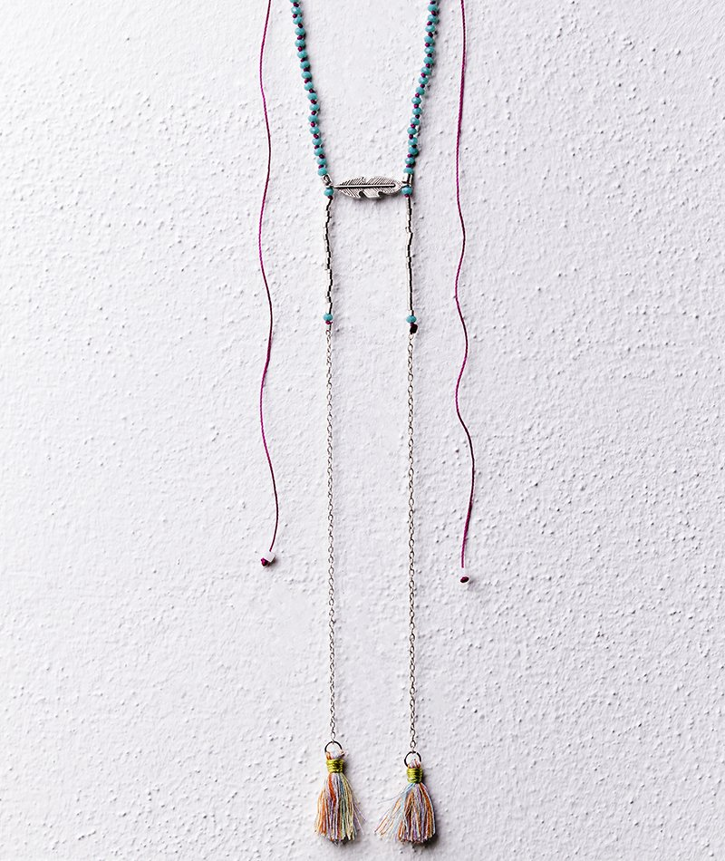 Ikaray Wind Necklace