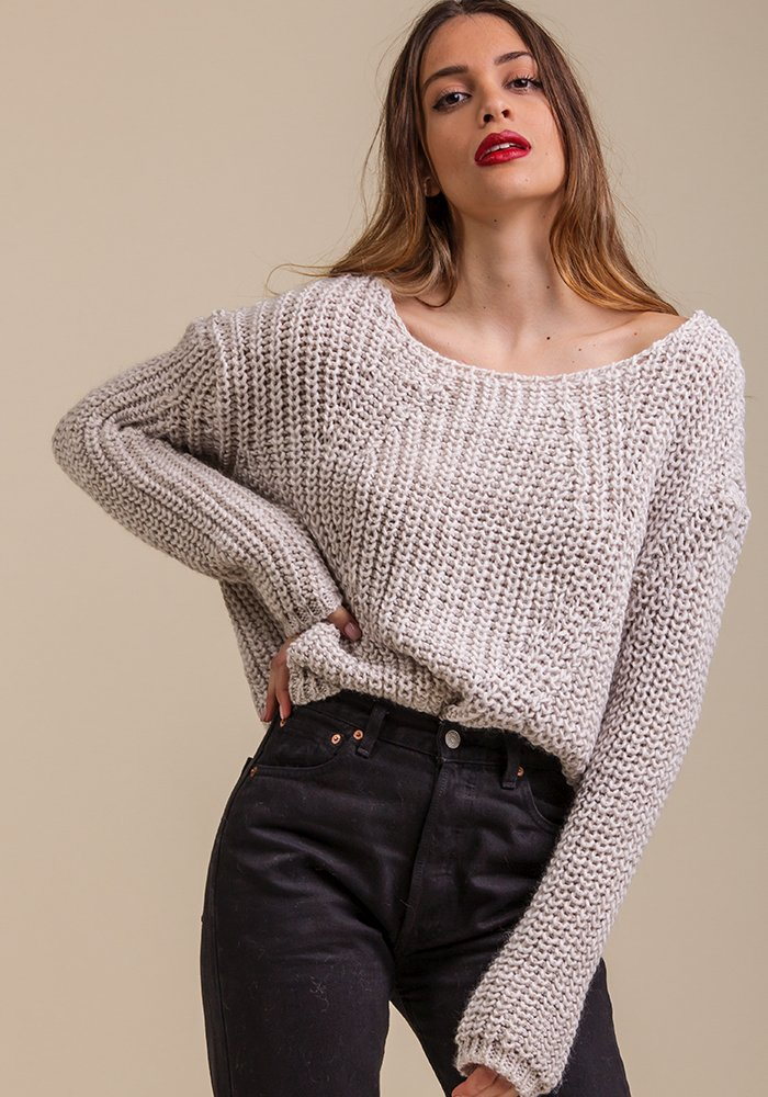 Desert Sands Sweater