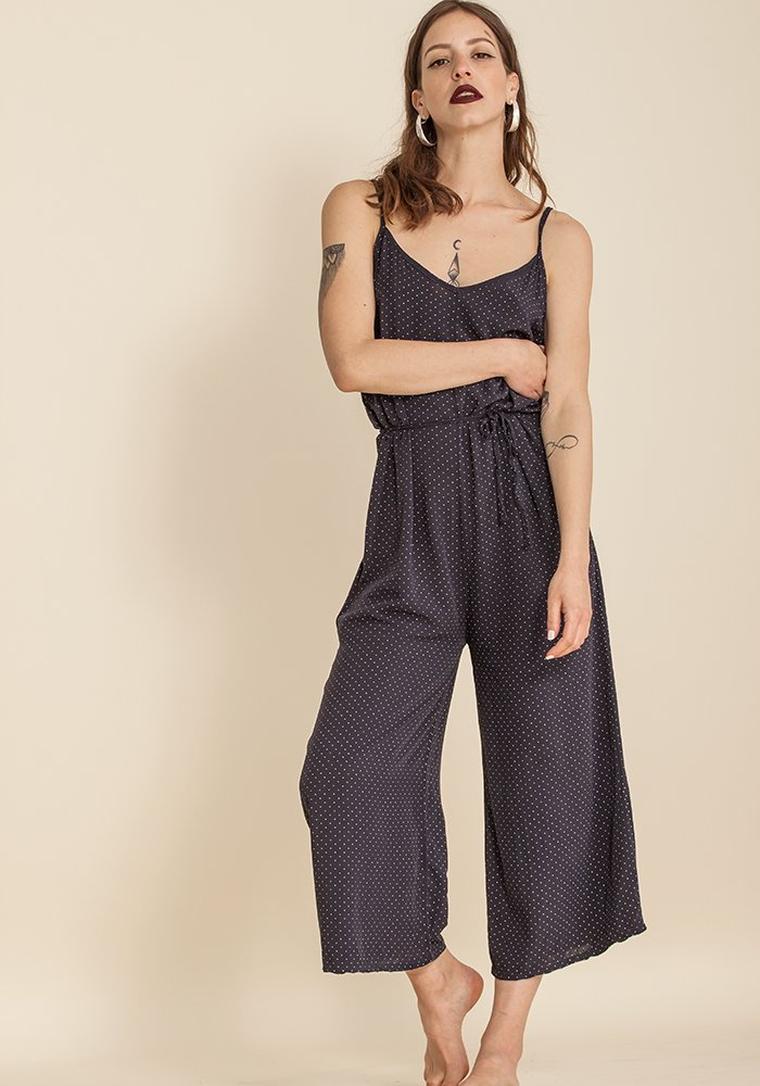 Too Hot to Spot Jumpsuit