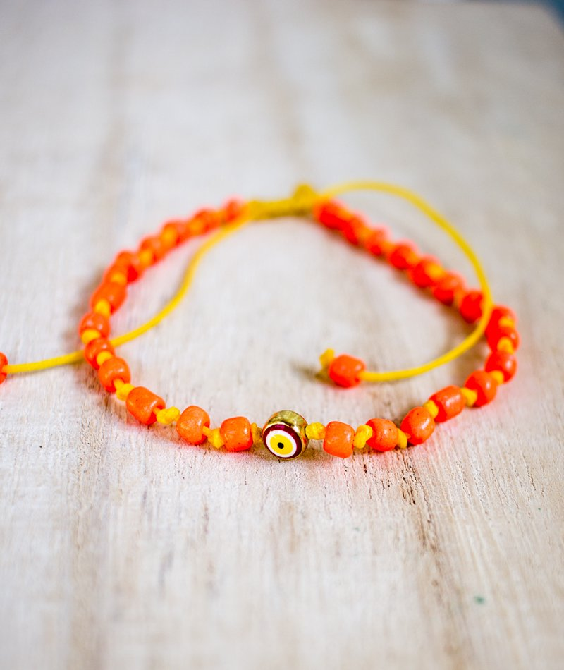 Rise and Shine Bracelet  - Handmade