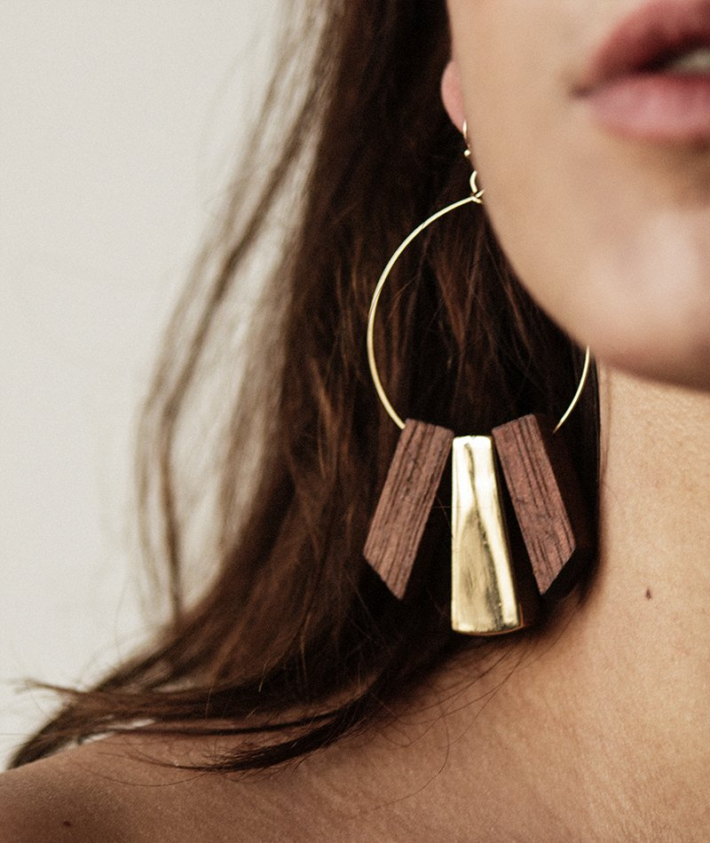 Pathless Woods Earrings