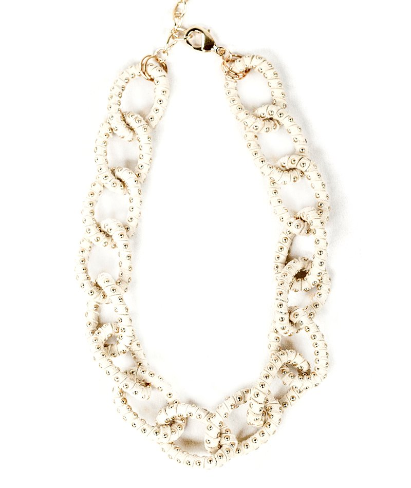 Trouks n Hoops Necklace
