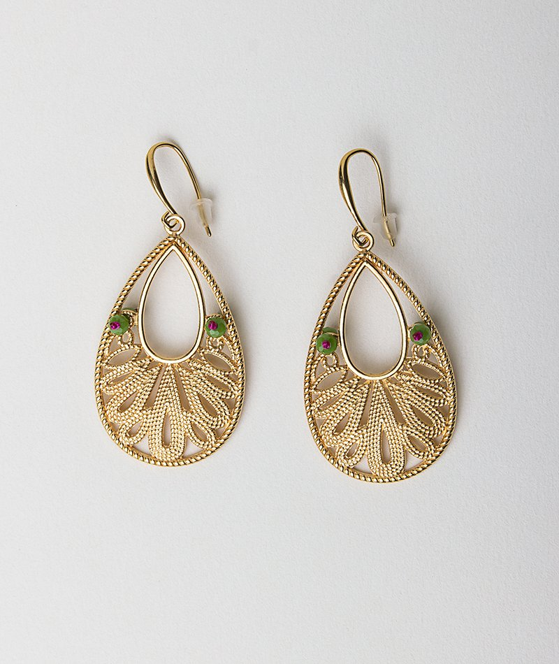 Trickle me Earrings
