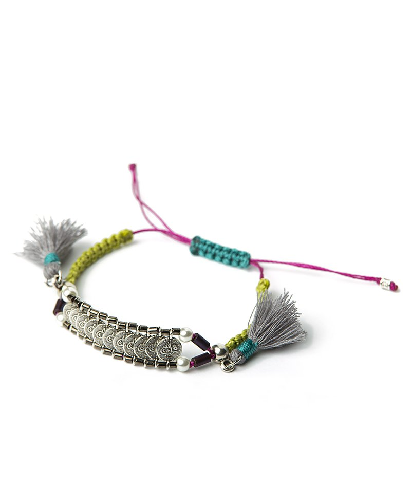 Pop of Gypsy Bracelet