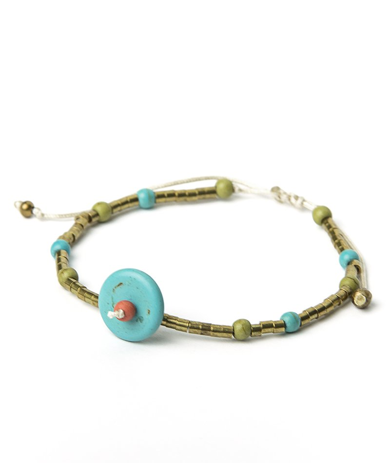 Sand in the Sea Bracelet