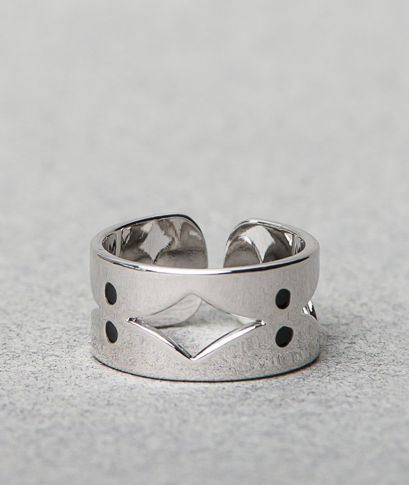 Cut-out Around Ring